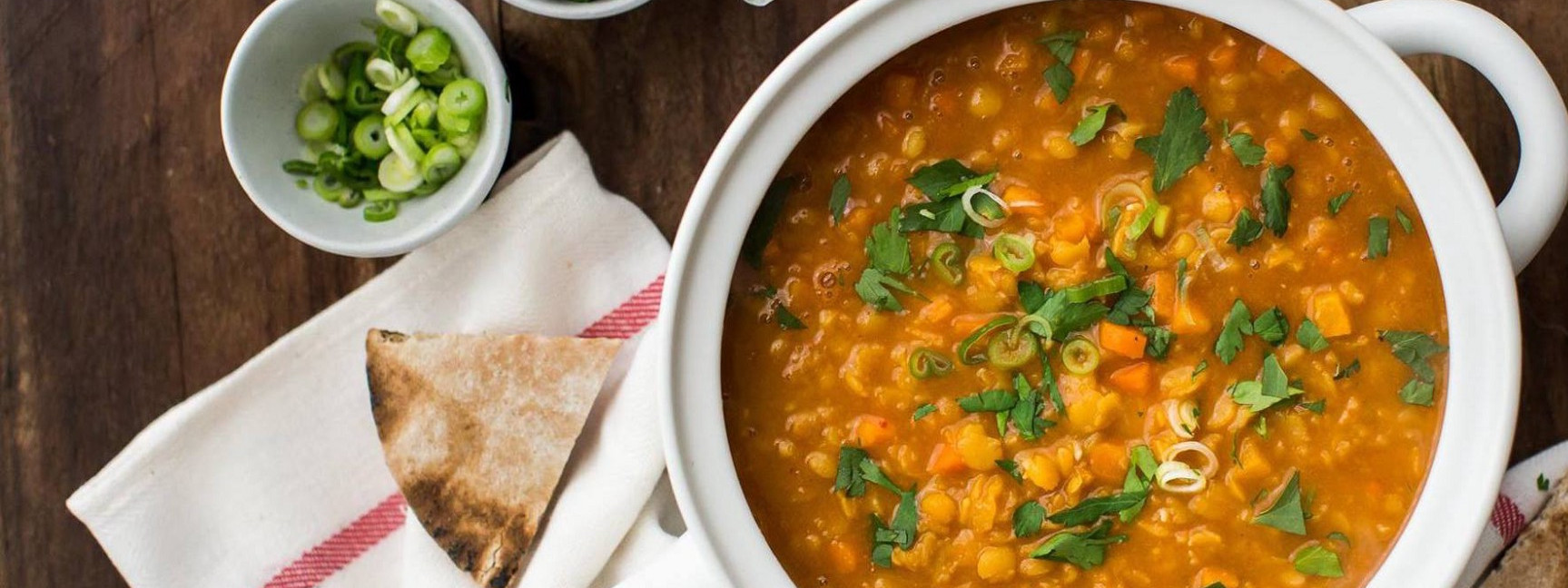 Lenten Soup Suppers - Fridays at 6:30PM